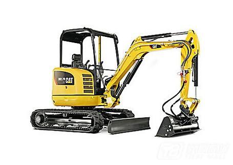 卡特彼勒302.7D CR挖掘机