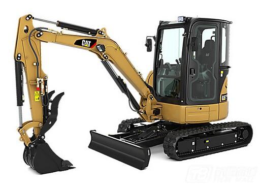 卡特彼勒304E CR挖掘机