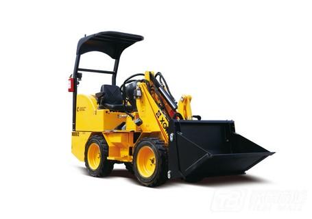 厦工XG902轮式装载机