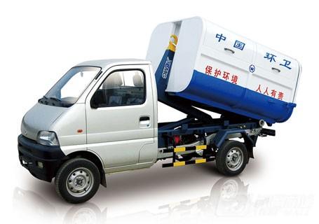 徐工XZJ5030ZXXA4车厢可卸式垃圾车