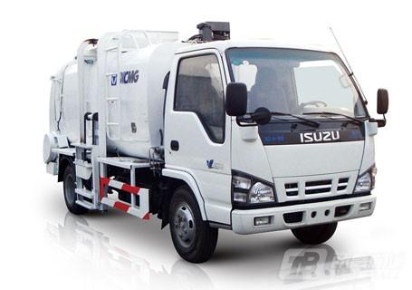 徐工XZJ5070TCA餐厨垃圾车