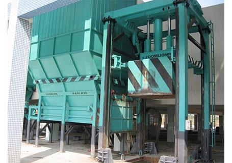 中联重科YJC300B/YJC400B垂直式垃圾压缩机