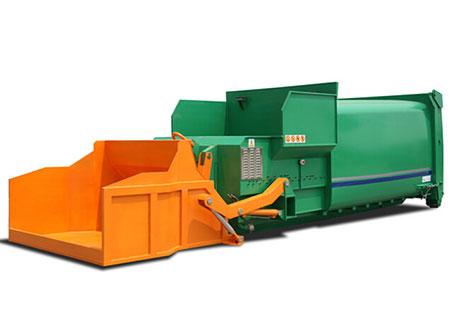 中联重科YJSZ1318整体水平式垃圾压缩机