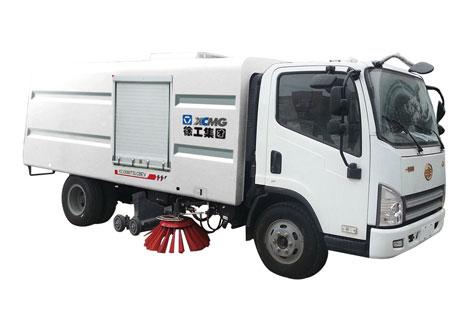 徐工XZJ5080TSLCBEV电动扫路车