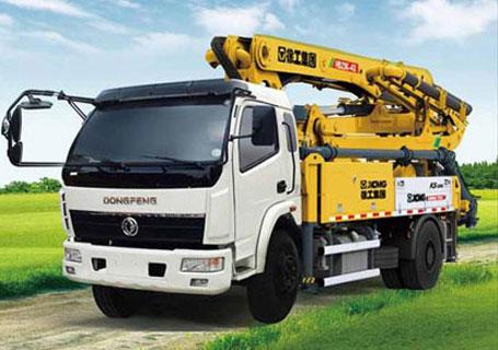 徐工HB23K商用混凝土成套设备