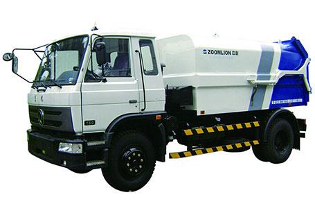 中联重科ZLJ5120ZLJE3/E4垃圾收转运车