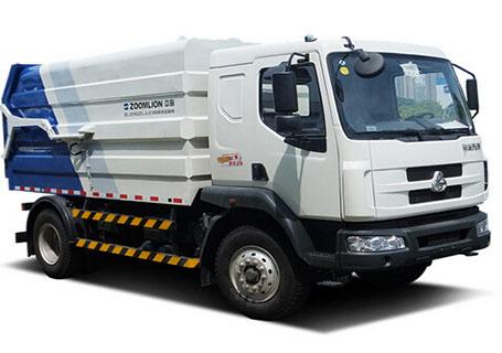 中联重科ZLJ5162ZLJLE3/E4垃圾收转运车