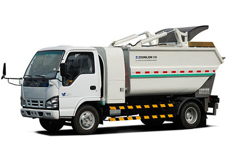 中联重科ZLJ5061ZZZE3垃圾收转运车