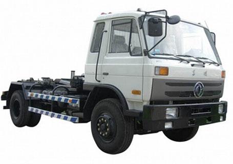 中联重科ZLJ5161ZXXE3垃圾收转运车