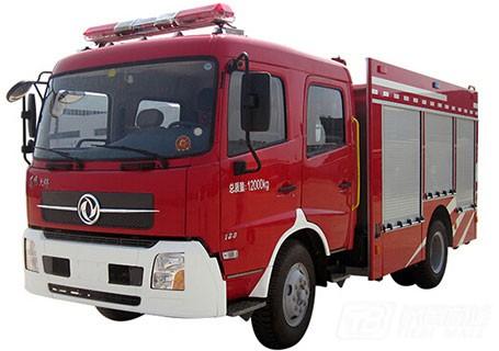 中联重科ZLJ5120GXFSG40水罐消防车