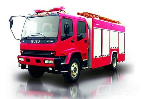 中联重科ZLJ5150GXFAP45城市主战消防车