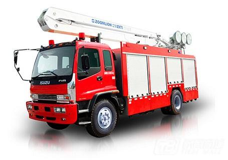 中联重科ZLJ5141TXFZM75照明消防车
