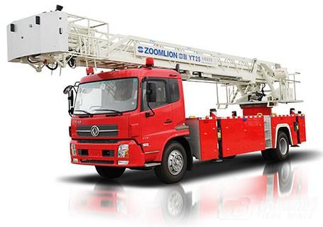 中联重科ZLJ5151JXFYT25多功能云梯消防车