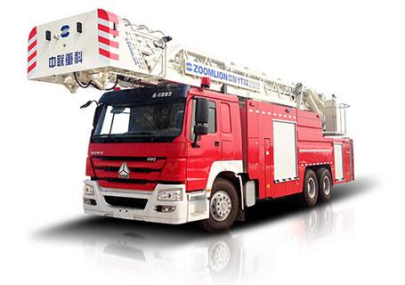 中联重科ZLJ5324JXFYT32多功能云梯消防车