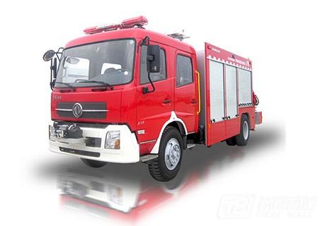 中联重科ZLJ5120TXFJY98抢险救援消防车