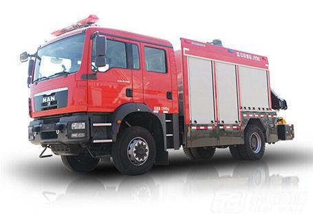 中联重科ZLJ5140TXFJY98抢险救援消防车