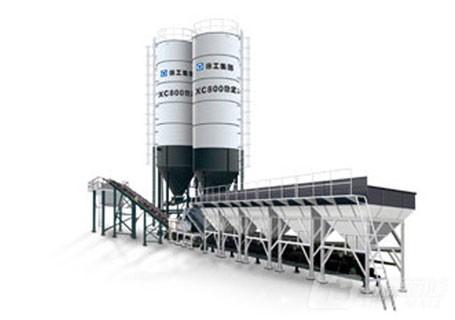 徐工CX400沥青冷再生厂拌设备