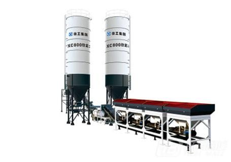 徐工CX300沥青冷再生厂拌设备