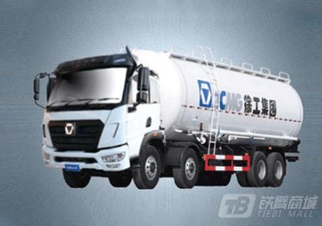 徐工KLW438T平台8X4粉罐车