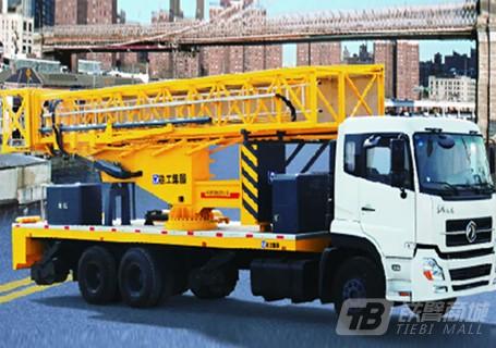 徐工XZJ5250JQJ14桁架式桥梁检测车