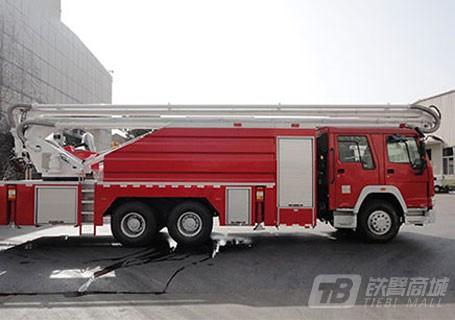 徐工JP25B2举高喷射消防车