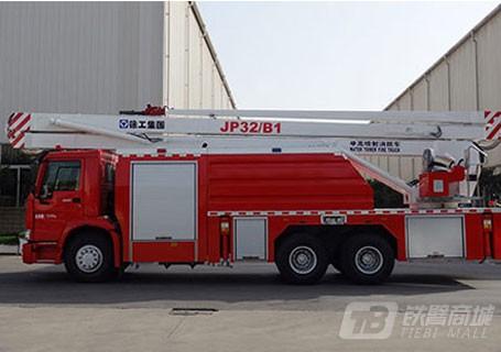 徐工JP32B1举高喷射消防车