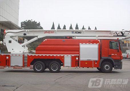 徐工JP42A1举高喷射消防车