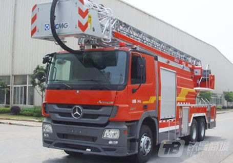 徐工YT32K1云梯消防车