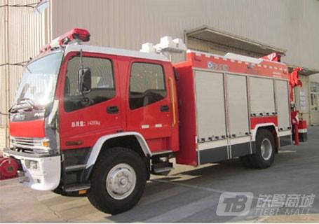 徐工JY230A1抢险救援消防车