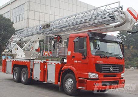 徐工DG32C1登高平台消防车