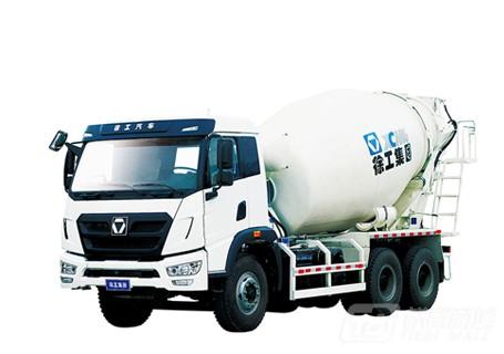 徐工NXG5250GJBK4A混凝土搅拌运输车