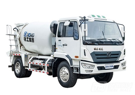 徐工NXG5160GJB4混凝土搅拌运输车
