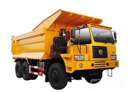 徐工TNM211全驱非公路重型自卸车65吨级