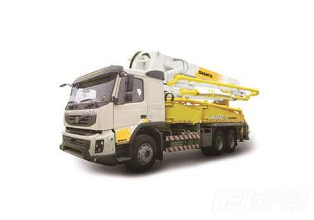 山推HJC5270THB37米臂架泵车