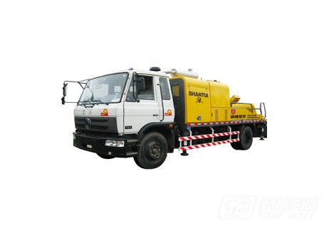 山推HJC5120THB-12Ⅱ/HJC5120THB-16Ⅱ车载泵