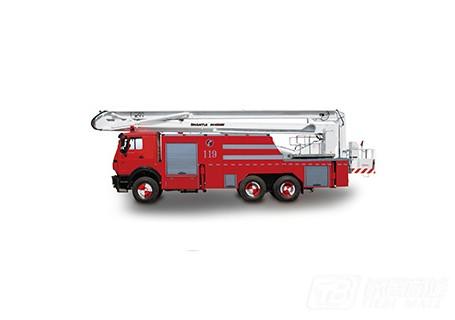 山推DG32S登高平台消防车