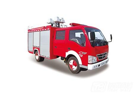 山推JY30抢险救援消防车