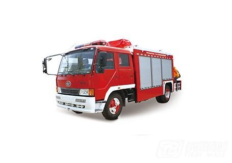 山推JY60抢险救援消防车