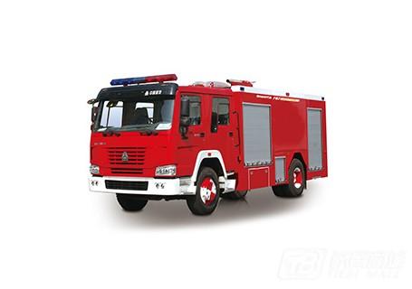 山推AP60A消防车