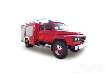 山推SG35/PM35泡沫/水罐消防车
