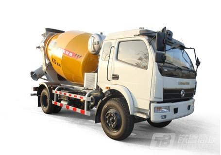 徐工XSC2301东风系列混凝土搅拌运输车