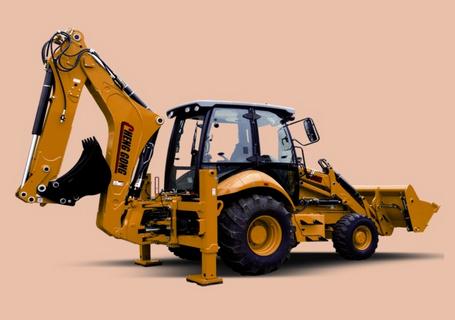 成工862H挖掘装载机