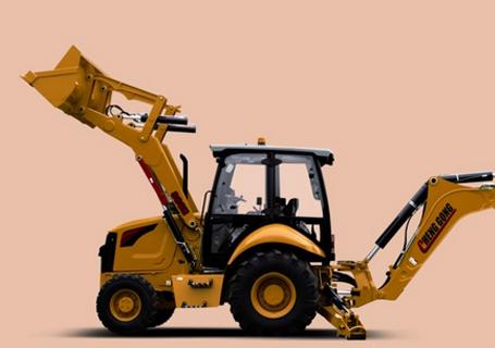 成工866H挖掘装载机