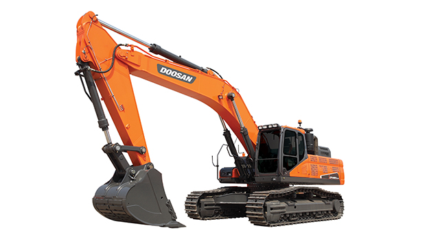 斗山DX420LC-9C挖掘机