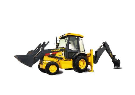 常林公司620CH挖掘装载机