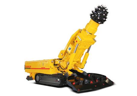 常林公司EBZ160E矿用掘进机