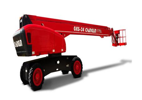 常林公司GKS32自行式高空作业平台
