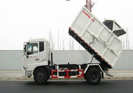 常林公司CHL5120ZLJD4垃圾车