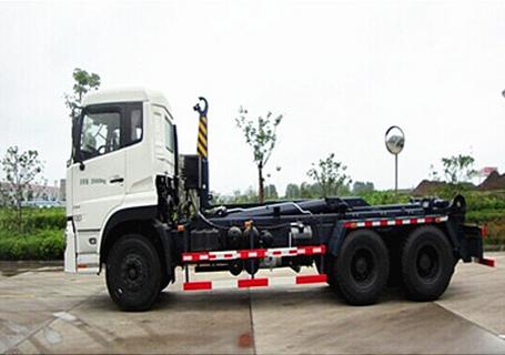 常林公司CHL5251ZXXD4车厢可卸式垃圾车