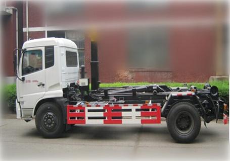 常林公司CHL5160ZXXD4车厢可卸式垃圾车
